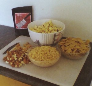 Mangia.tv Sweet and Spicy Snack Mix